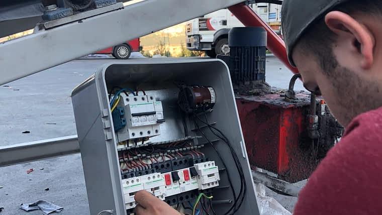 Nöbetçi Elektrikçi – Acil Elektrikçi